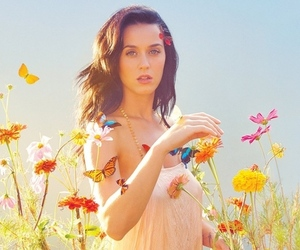 katy perry prism butterflies stock 640