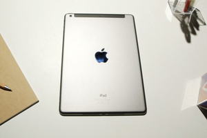 iPad Air still