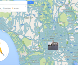 Google Maps desktop