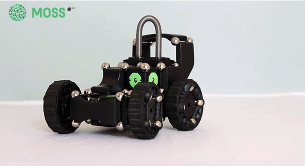 Modular Robotics takes all the complexity out of building your own robot