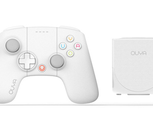 Ouya white limited edition