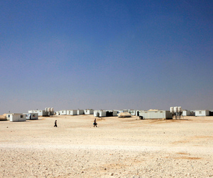 syria refugee camp (flickr)