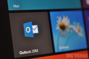Outlook 2013 stock