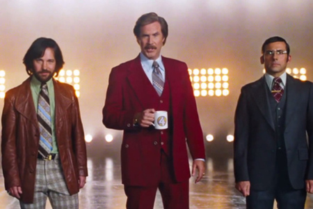 Anchorman 2 (trailer cap)