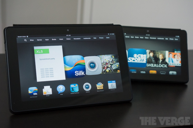 Kindle sales get bigger, and Amazon e-books get shorter
