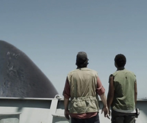 Mega Shark vs. Mecha Shark trailer screencap