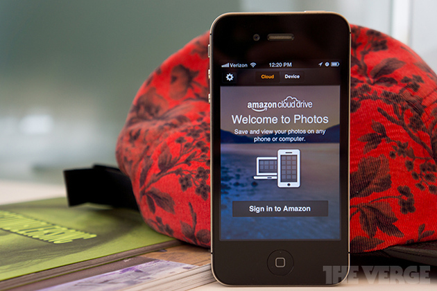 Amazon's Cloud Drive Photos app now backs up your iOS videos, runs natively on iPad