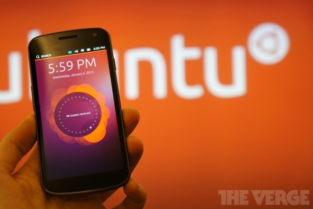 Ubuntu Touch OS phones coming from unnamed OEM next year
