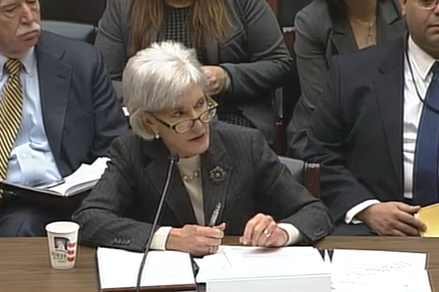 Health secretary testifies in Congress to answer what's next for Healthcare.gov