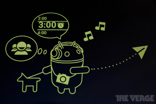 Android 'Started Over' the Day the iPhone Was Announced
