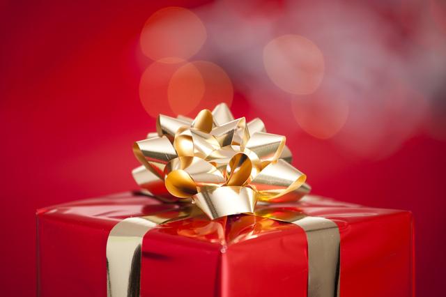 present (SHUTTERSTOCK)