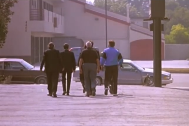 The story of 'Reservoir Dogs'