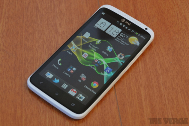HTC says the One X, One X+