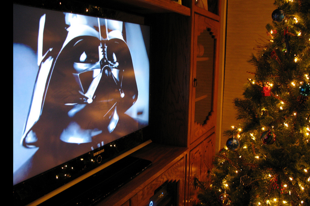 Cable TV's Darth Vader is back
