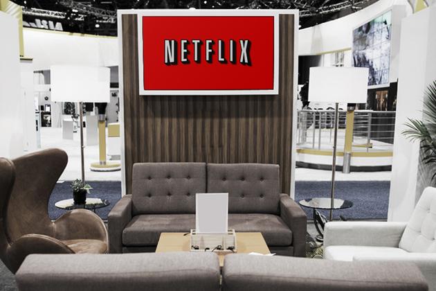 Netflix's momentum continues
