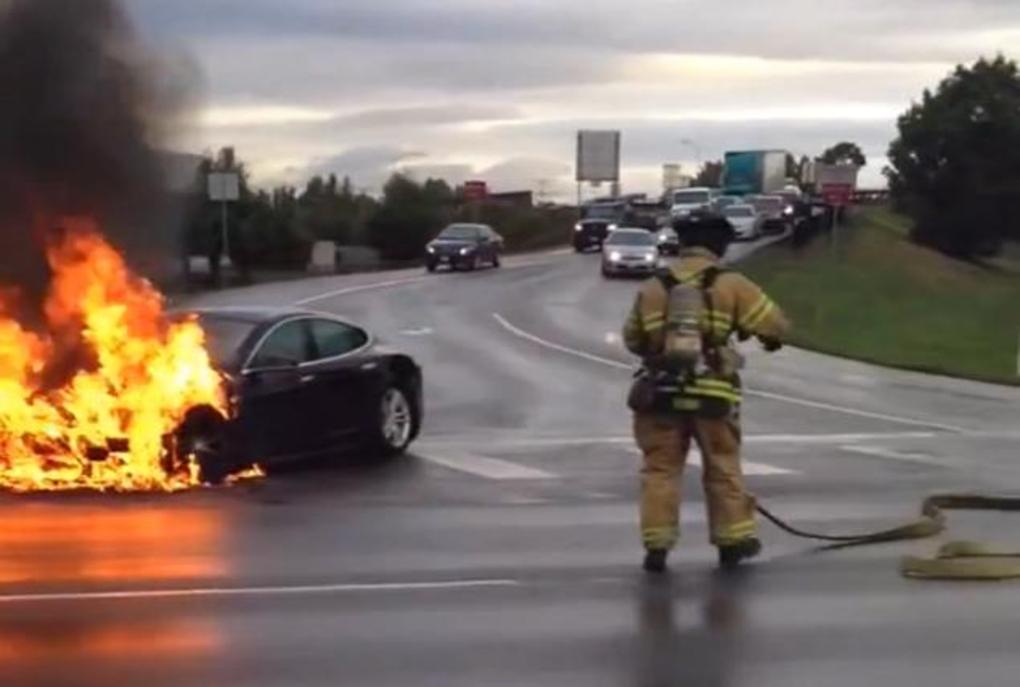Tesla says fire controversy hurt demand, credits social ...