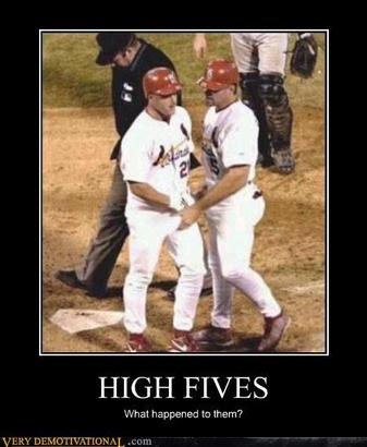 Demotivational-posters-high-fives