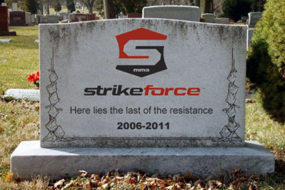 Do you like the buyout of Strikeforce? - Page 3 Tombstone