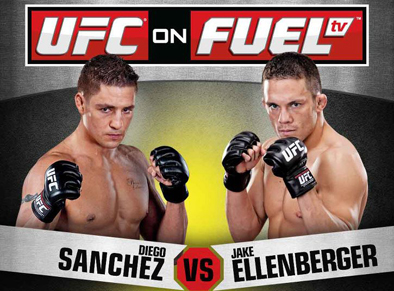 Ufc-on-fuel-tv-1-sanchez-vs-ellenberger