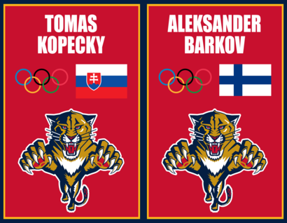 Florida_panthers_olympians_by_fjojr-d75f69b