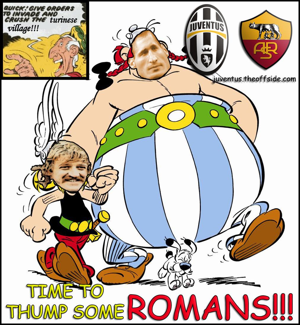 thump romans