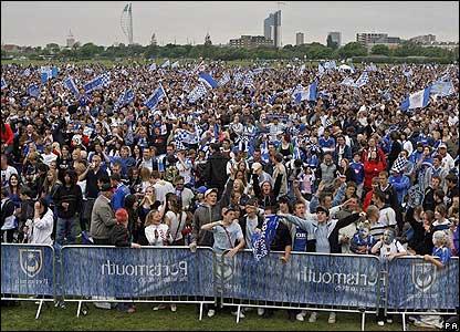 pompey-fans