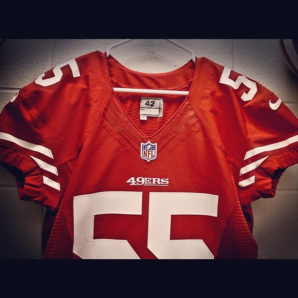 nike 49ers jersey