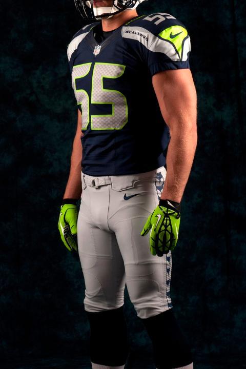 New Nike Uniforms: Seahawks Official Release Open Thread - Field Gulls