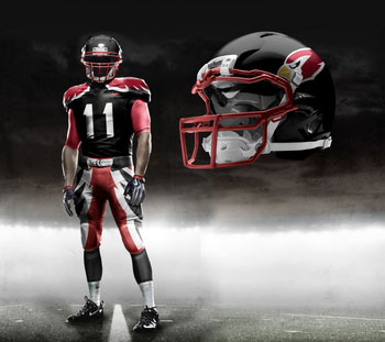 New Arizona Cardinals Jersey Not All That New. - Revenge of the Birds