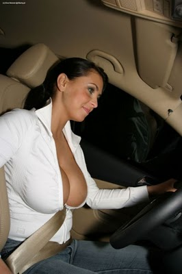 Ewa_sonnet_take_us_on_a_cleavage_car_ride__she_has_built-in_airbags_www