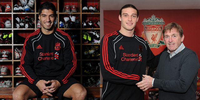 Suarez and Carroll