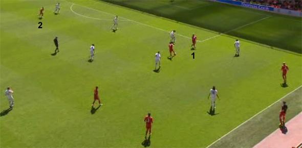Liverpool Newcastle 3-0 Maxi Kuyt Suarez