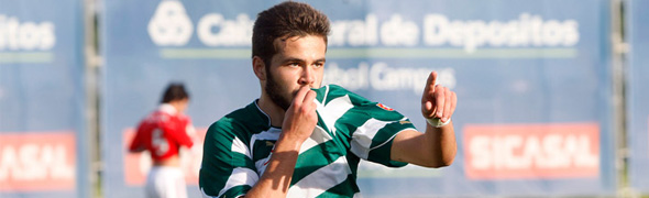 alberto coelho sporting lisbon
