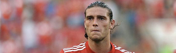 andy carroll liverpool miserable