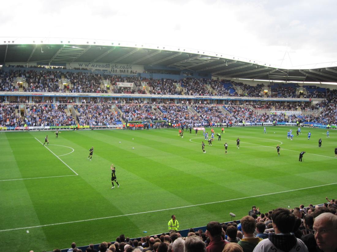 Reading FC, Madejski Stadium