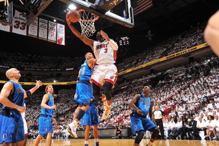 Dwyane Wade Miami Heat vs Philadelphia Sixers