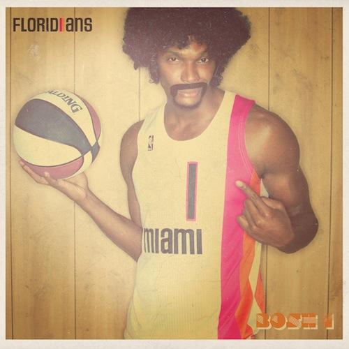 Bosh Miami Floridians
