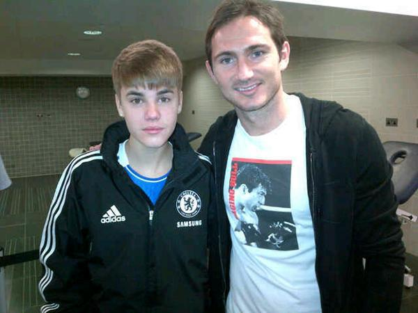 Super Frank and, yeah