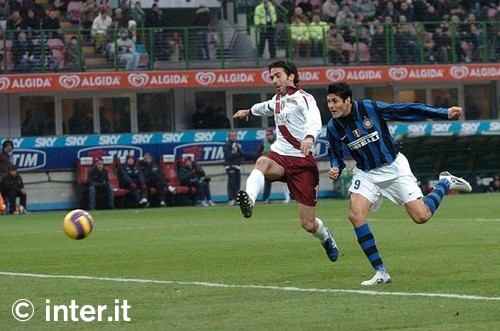 Cruz scores against Torino last year