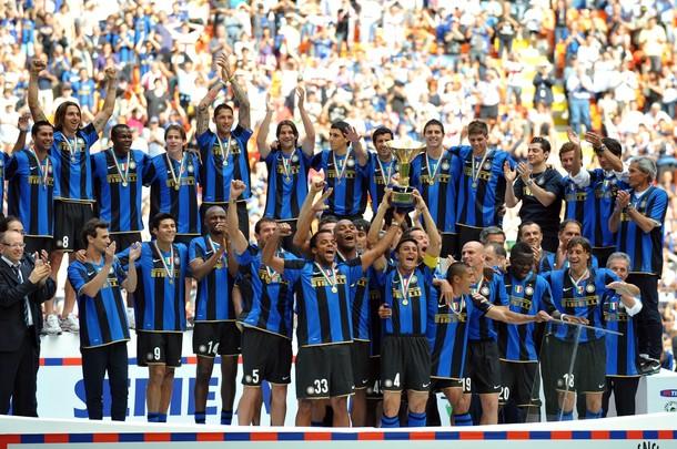 Campioni d\'italia! Scudetto 17, 2008/9 season