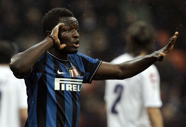 Muntari is in a bit of trouble with the Ghanaian FA