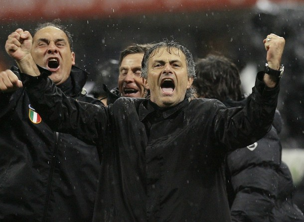 Mourinho after Siena