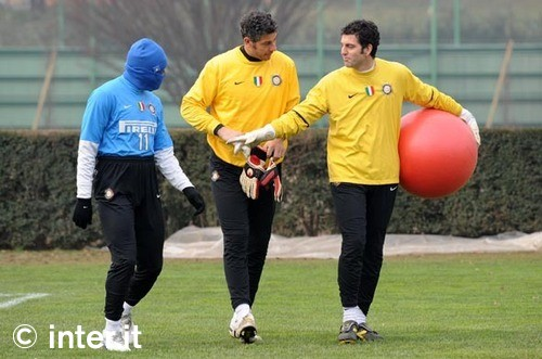 muntari with keepers