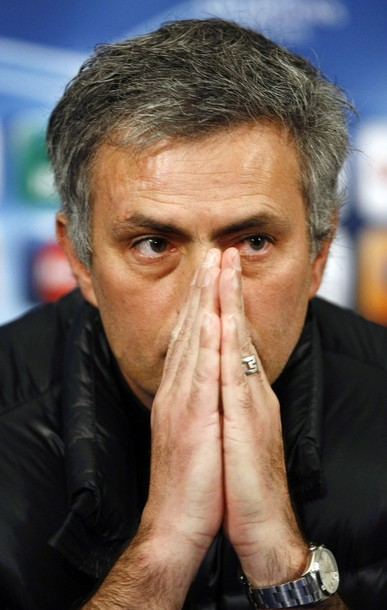 Mourinho asks the Calcio Gods' forgiveness