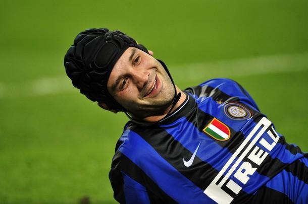Cristian Chivu returns aganst Livorno