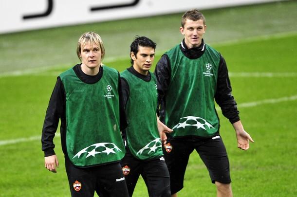 Scary CSKA Players