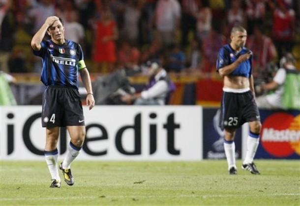 Inter lose the UEFA Super Cup