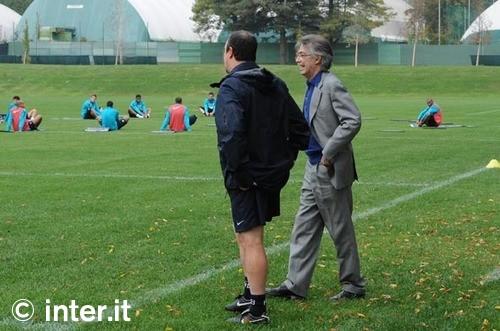 Benitez Moratti