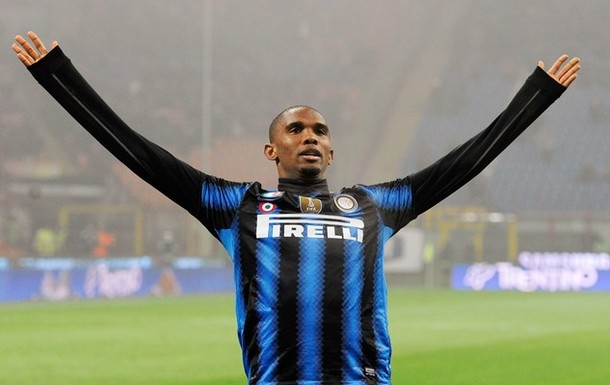 Eto'o helps to bring home the points