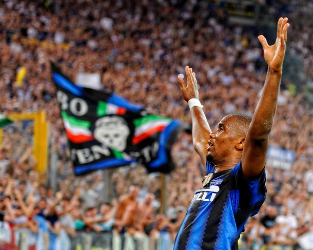 Samuel Eto'o - our hero